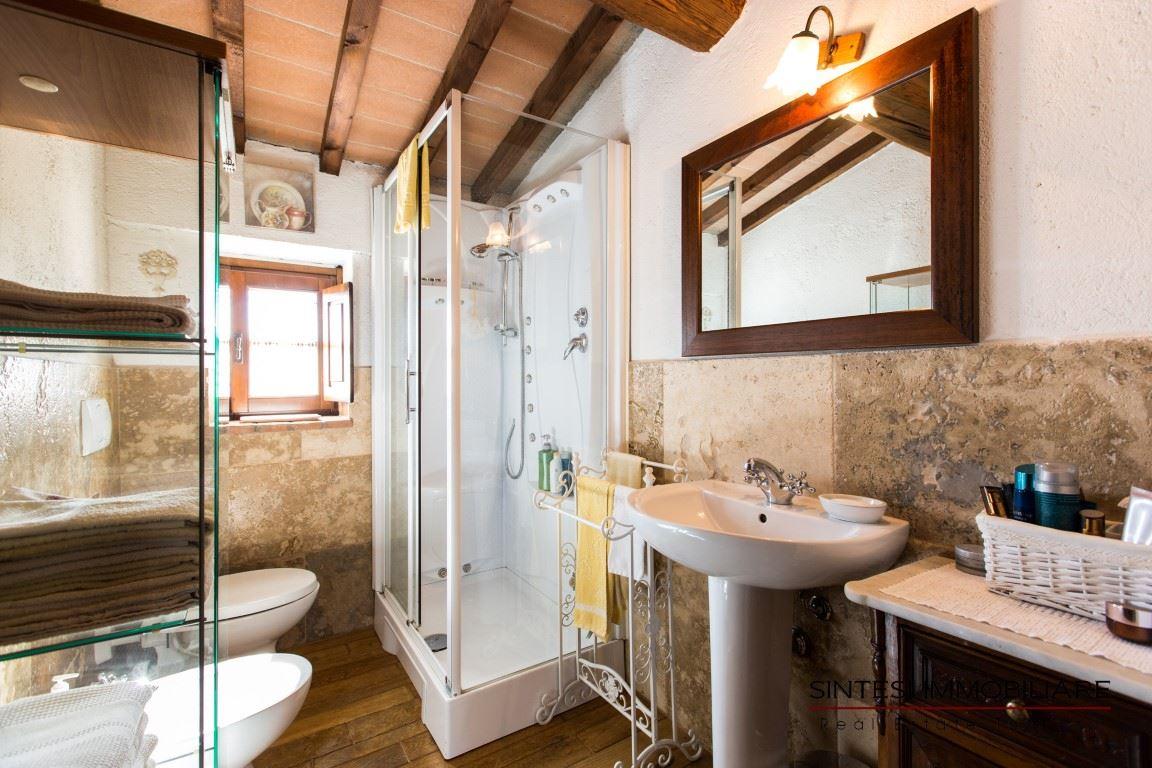 Bagni in muratura rustici top caruso larte di arredare scheda prodotto mobiletto bagno in - Arredo bagno rustico foto ...
