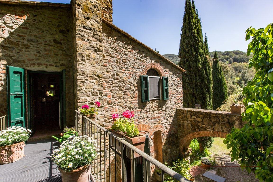Vendita immobili ville di prestigio prestigioso mulino settecentesco in vendita toscana maremma - Casale in toscana ...