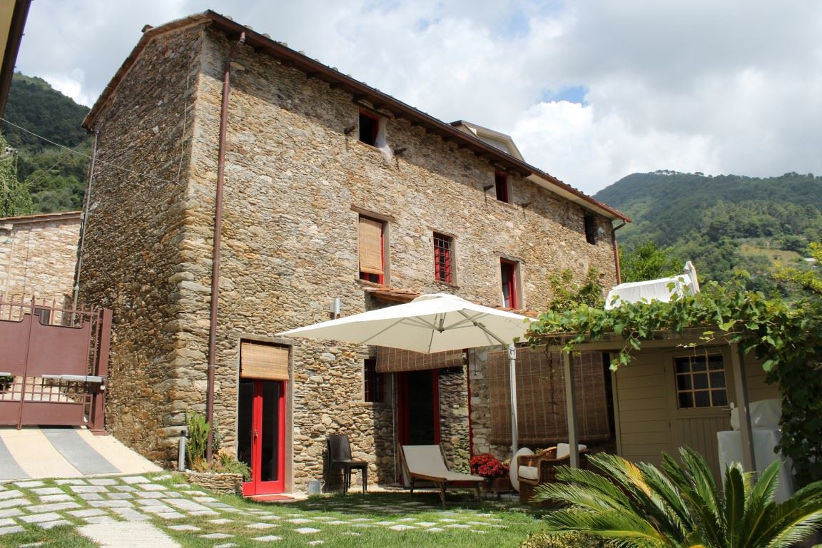 Vendita immobili case al mare prestigioso casale ex fienile ristrutturato in vendita in - Casale in toscana ...