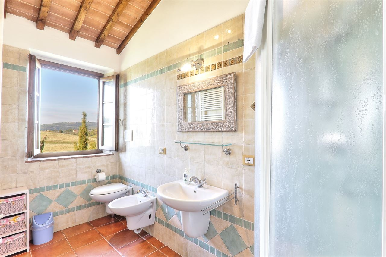 Rustic Farmhouse For Sale With Approved Riding Project Tuscany