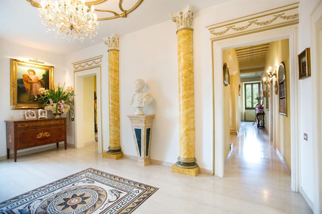 Vendita immobili ville di prestigio dimora storica di for Vendita mobili perugia