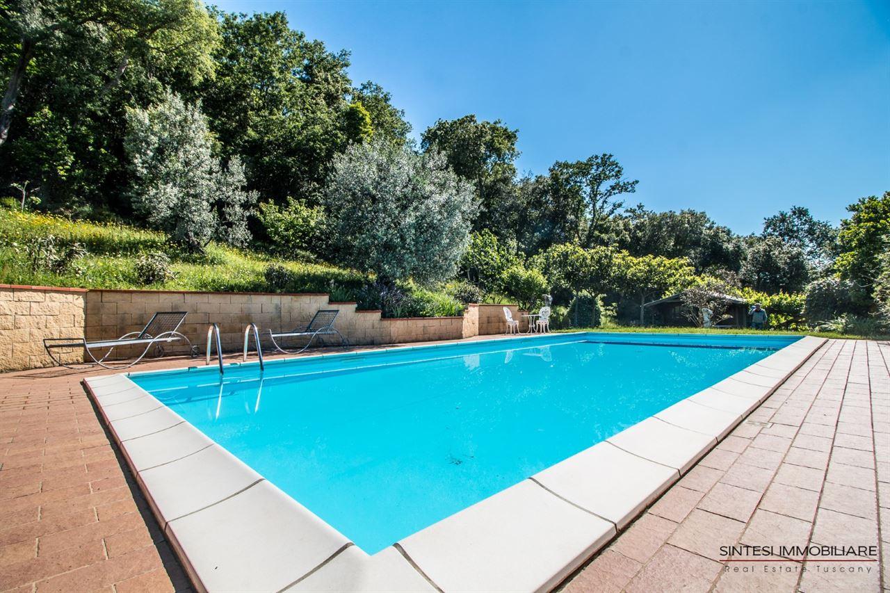 Vendita immobili case al mare prestigiosa villa con piscina in vendita toscana livorno - Piscine in toscana ...