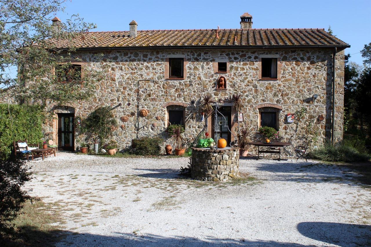 Vendita immobili ville di prestigio casale rustico - Casale in toscana ...