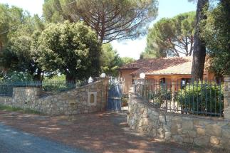 Prestigious property for sale in Tuscany near Bolgheri (Livorno )