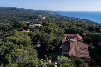Villa di prestigio in vendita sul mare- Toscana, Castiglioncello