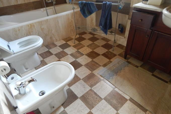 pavimento di un bagno