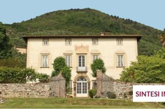 Prestigiosa villa del '500 Toscana - lucca
