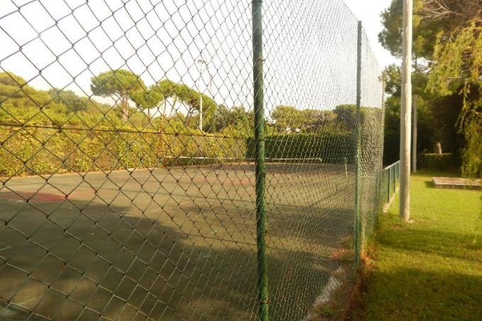 campo da tennis agonistico