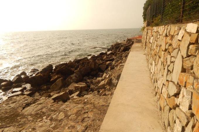 la costa selvaggia