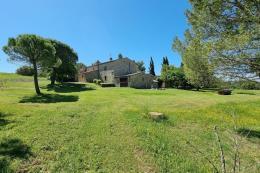tenuta santa giulia piscina 4 camere | 2 bagni | terreno 5 ha in vendita in Toscana| Pisa| volterra