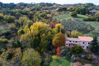 Suggestiva proprieta' con due casali in vendita in Toscana | Pisa | colline pisane