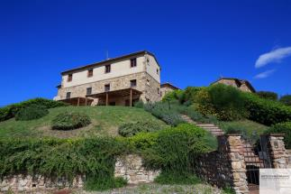 Porzione di casale ristrutturato con piscina in vendita Toscana | Volterra