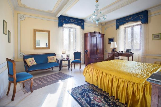 camera-ospiti-esclusiva-villa-ottocentesca-in-vendita-in-umbria-spoleto