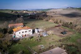 casale con guesthouse e vigneto in vendita Toscana | Pisa | Terricciola