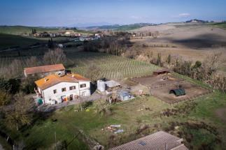 casale con vigneto | cantina | guesthouse in vendita Toscana | Pisa | Terricciola