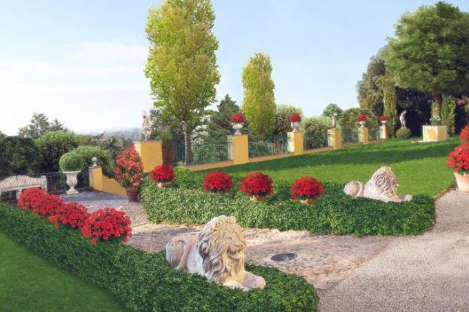giardino-all'italiana-villa-di-prestigio-in-vendita-in-umbria-spoleto