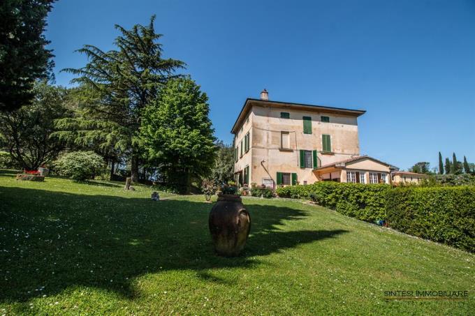 giardino-splendida-villa-ottocentesca-in-vendita-toscana-pisa-terricciola