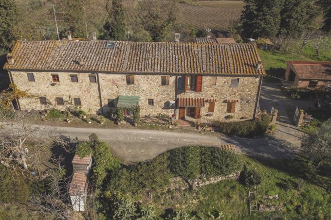 porzione-casale-di-charme-con-vista-mare-in-vendita-toscana-Firenze-Gambassi-terme