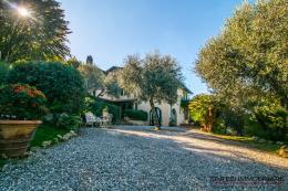 Villa di prestigio in collina con 5 camere e 4 bagni | parco con olivi in vendita Toscana Lucca