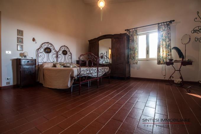camera-ospiti-incantevole-villa-di-campagna-in-vendita-toscana-pisa-lari