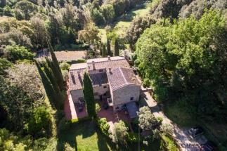 Prestigious 17th mill for sale in tuscany in Maremma