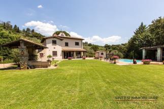 Esclusiva villa in vendita in Toscana Montescudaio