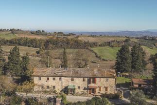 Casale ristrutturato |4 camere |2 bagni | poggio dei girasoli in vendita Toscana Gambassi terme