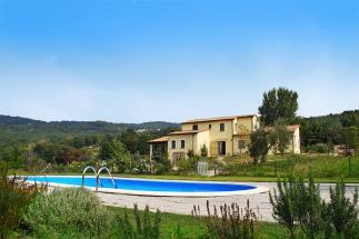 villa di campagna 6 camere 6 bagni piscina vista mozzafiato in vendita Toscana | Maremma | Suvereto