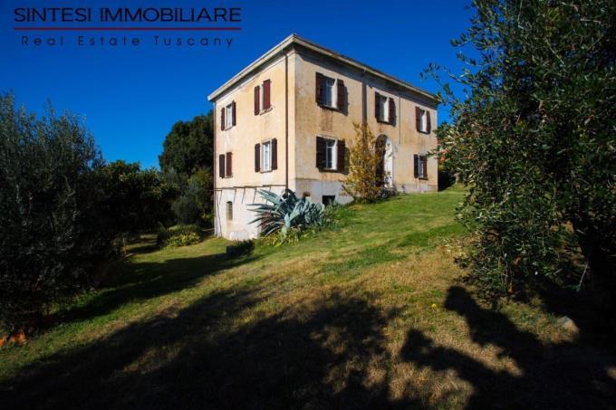 villa-antica-con-un-ettaro-di-parco-in-vendita-toscana-pisa-santa-luce