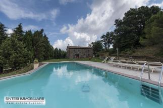 Luxury estate with vineyard for Sale in Tuscany | Pisa |  Volterra countryside