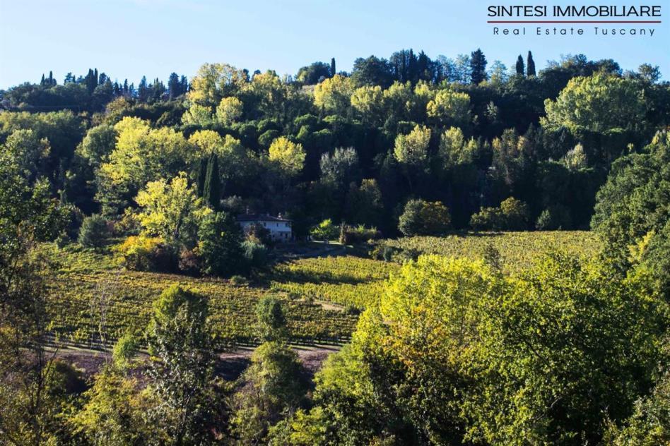 esclusiva-fattoria-con-vigneti-e-cantina-villa-d'epoca-in-vendita-toscana-siena-san-gimignano