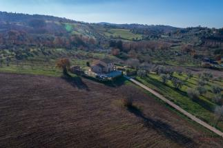 Prestigious Farmhouse for Sale Tuscany Grosseto | 3 km from the Terme di Saturnia Spa & Golf Resort