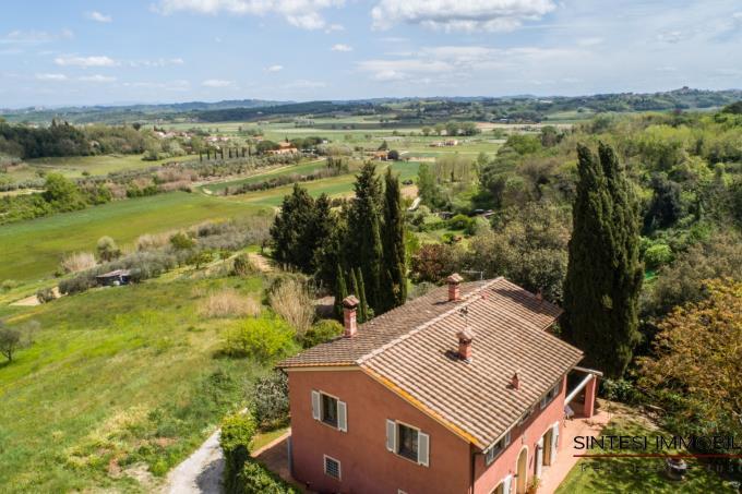villa-d'epoca-ristrutturata-4-camere-olivi-bio-in-vendita-toscana-pisa-lari