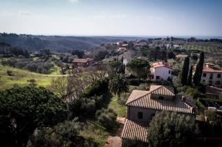 Fine villa for sale with sea view tuscany | Pisa | Montescudaio