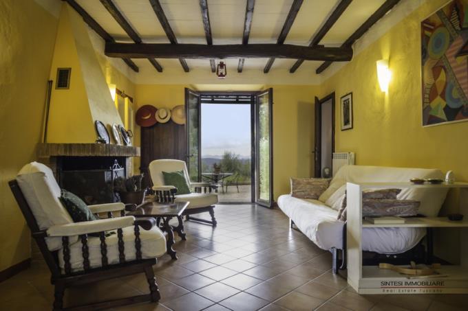 salotto-guesthouse-casale-con-piscina-e-oliveta-in-vendita-sud-toscana-livorno-suvereto