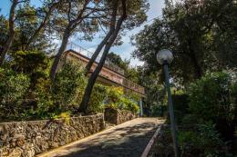 Splendida villa in vendita in Toscana, Quercianella costa livorno vista mozzafiato sul mare