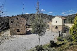 tenuta di prestigio con 2 casali e piscina tra Suvereto e Castagneto Carducci