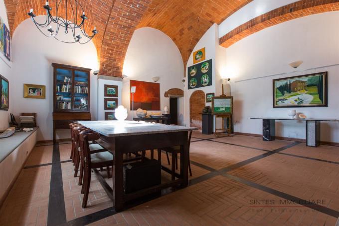 salone-della-villa-ottocentesca-vendita-toscana-maremma